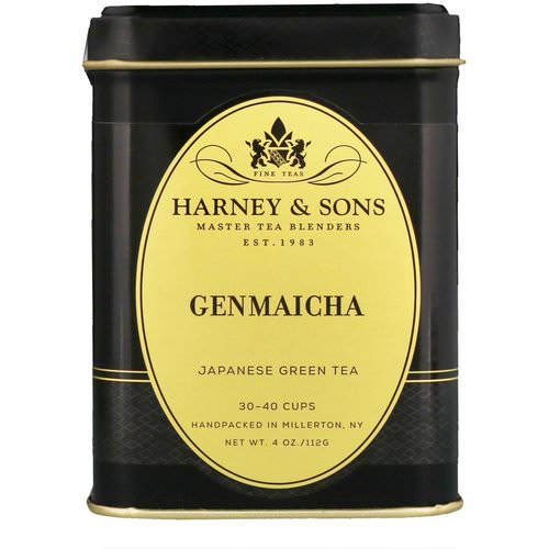 Harney & Sons, Genmaicha, 4 oz Review