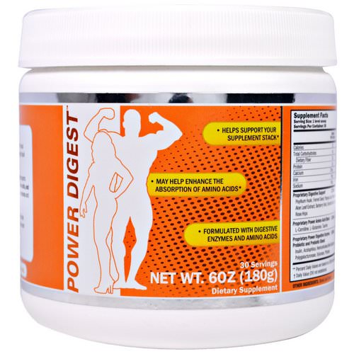 Health Plus, Power Digest, 6 oz (180 g) Review