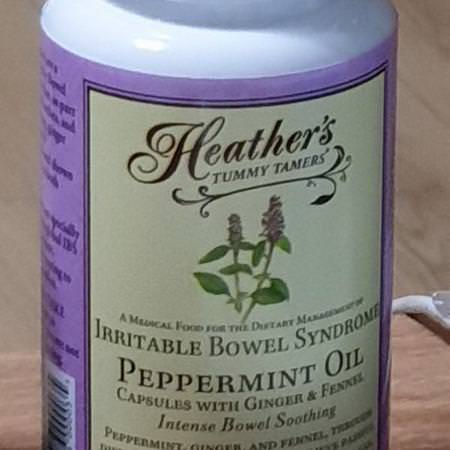 Heather's Tummy Care Supplements Digestion Gas