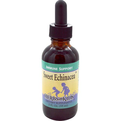 Herbs for Kids, Sweet Echinacea, 2 fl oz (59 ml) Review