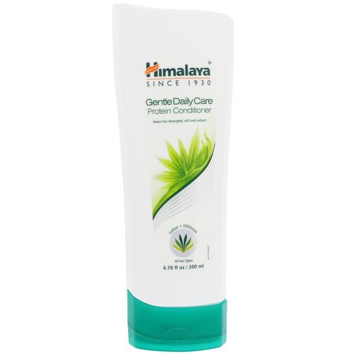 Himalaya, Gentle Daily Care Protein Conditioner, All Hair Types, 6.76 fl oz (200 ml) Review