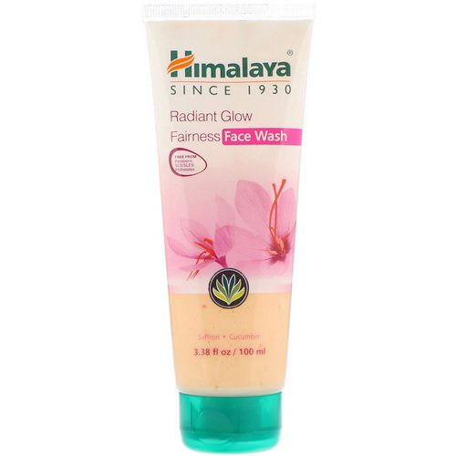 Himalaya, Radiant Glow Fairness Face Wash, 3.38 fl oz (100 ml) Review