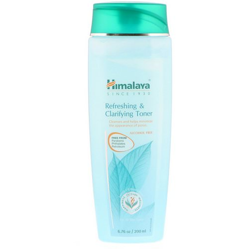 Himalaya, Refreshing & Clarifying Toner, 6.76 oz (200 ml) Review