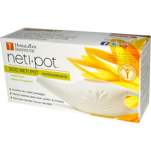 Himalayan Institute, Eco Neti Pot Review