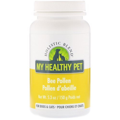 Holistic Blend, My Healthy Pet, Bee Pollen, For Dogs & Cats, 5.3 oz (150 g) Review