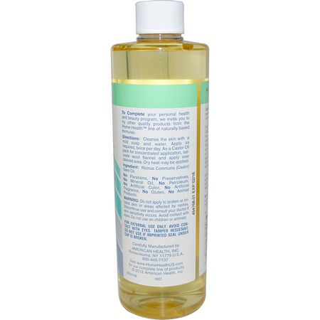 Castor, Massage Oils, Body, Body Care, Personal Care, Bath