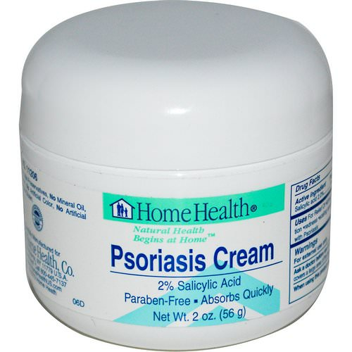Home Health, Psoriasis Cream, 2 oz (56 g) Review