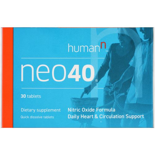 HumanN, Neo 40, 30 Tablets Review