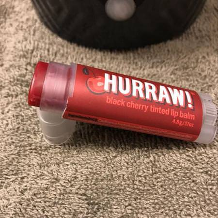 Hurraw! Bath Personal Care Lip Care