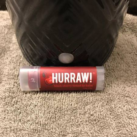 Bath Personal Care Lip Care Lip Balm Hurraw!