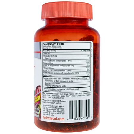 Hydroxycut Fat Burner Mixed Fruit