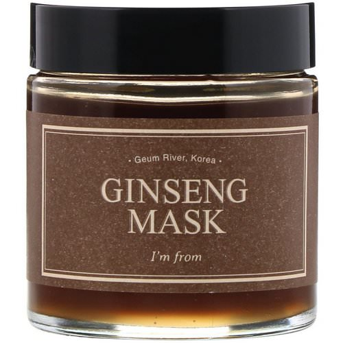I'm From, Ginseng Mask, 120 g Review