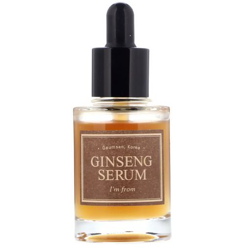 I'm From, Ginseng Serum, 30 ml Review