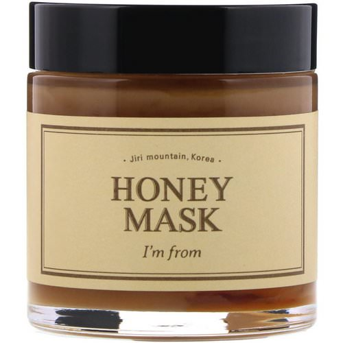 I'm From, Honey Mask, 4.23 oz (120 g) Review