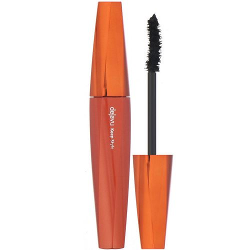 Imju, Dejavu, Keep Style Mascara, Jet Black, 0.25 oz (7.2 g) Review