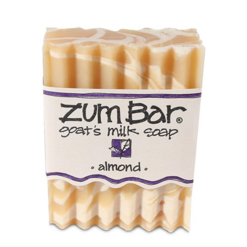 Indigo Wild, Zum Bar, Goat's Milk Soap, Almond, 3 oz Bar Review