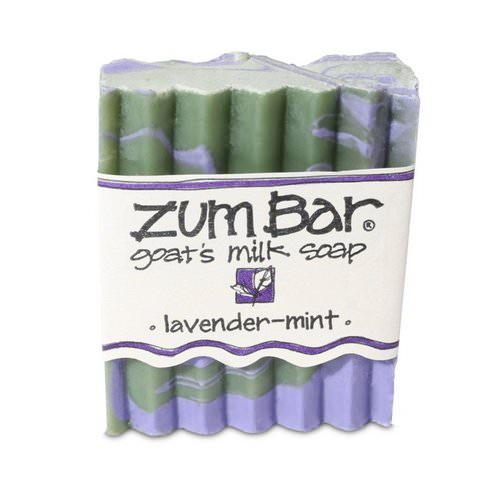 Indigo Wild, Zum Bar, Goat's Milk Soap, Lavender-Mint, 3 oz Bar Review
