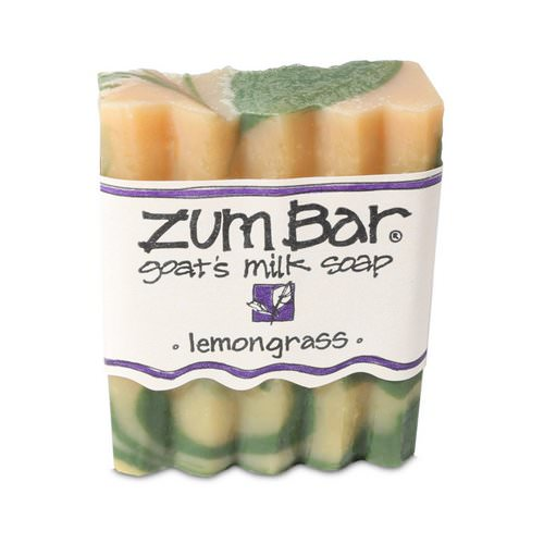 Indigo Wild, Zum Bar, Goat's Milk Soap, Lemongrass, 3 oz Handmade Bar Review