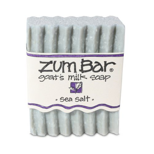 Indigo Wild, Zum Bar, Goat's Milk Soap, Sea Salt, 3 oz Bar Review