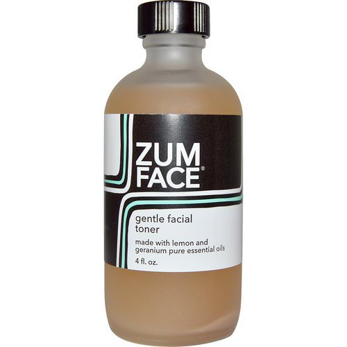 Indigo Wild, Zum Face, Gentle Facial Toner, Lemon and Geranium, 4 fl oz Review