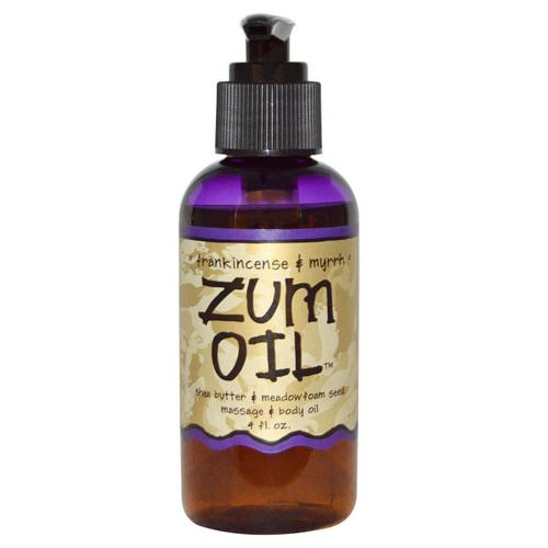 Indigo Wild, Zum Oil, Frankincense & Myrrh, 4 fl oz Review