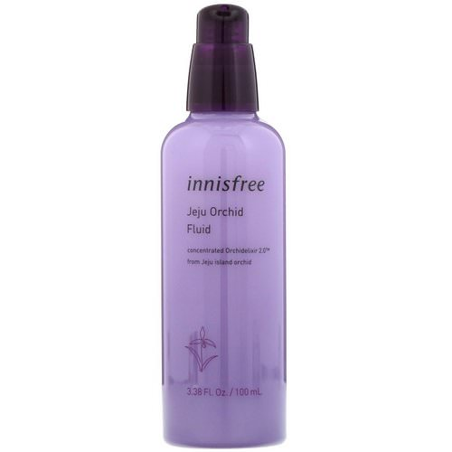 Innisfree, Jeju Orchid Fluid, 3.38 fl oz (100 ml) Review