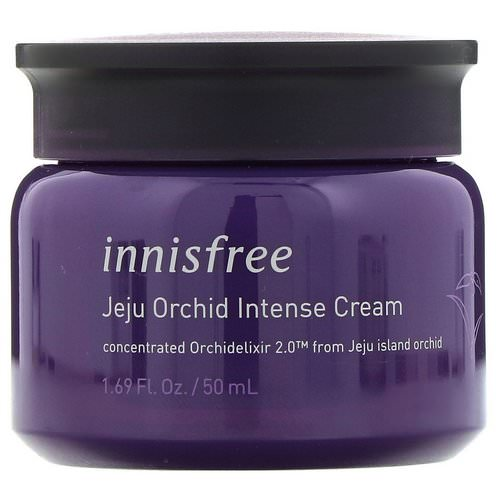 Innisfree, Jeju Orchid Intense Cream, 1.69 fl oz (50 ml) Review