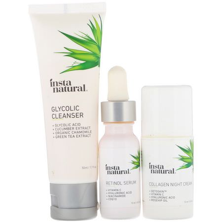 InstaNatural, Face Wash, Cleansers, Vitamin C Serums