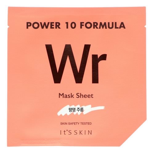 It's Skin, Power 10 Formula, WR Mask Sheet, Anti-Wrinkle, 1 Mask, 25 ml Review
