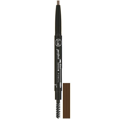 J.Cat Beauty, Perfect Duo Brow Pencil, BDP108 Light Brown, 0.009 oz (0.25 g) Review