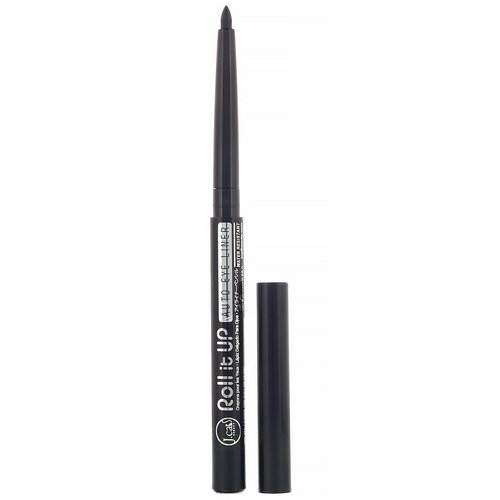 J.Cat Beauty, Roll It Up, Auto Eye Liner, RAE102 Bulk Black, 0.01 oz (0.3 g) Review