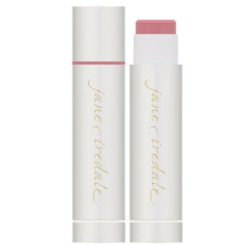 Jane Iredale, LipDrink, Lip Balm, SPF 15 PA++, Flirt, .14 oz (4 g) Review