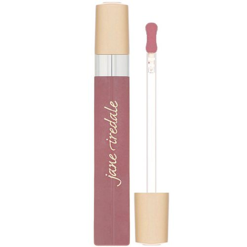 Jane Iredale, PureGloss, Lip Gloss, Candied Rose, .23 fl oz (7 ml) Review