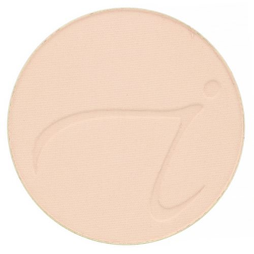 Jane Iredale, PurePressed Base, Mineral Foundation Refill, SPF 20 PA++, Honey Bronze, 0.35 oz (9.9 g) Review