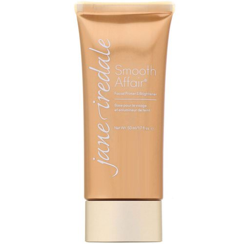 Jane Iredale, Smooth Affair, Facial Primer & Brightener, 1.7 fl oz (50 ml) Review
