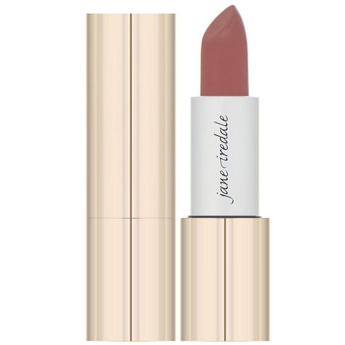 Jane Iredale, Triple Luxe, Long Lasting Naturally Moist Lipstick, Gabby, .12 oz (3.4 g) Review
