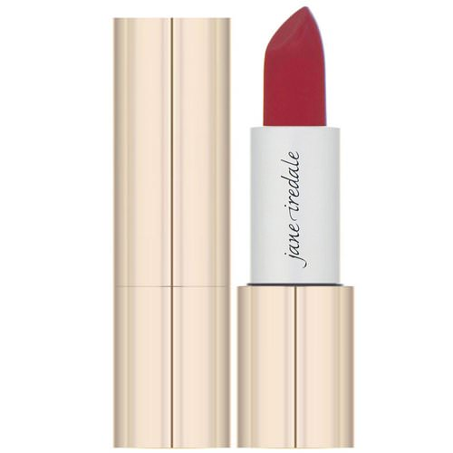 Jane Iredale, Triple Luxe, Long Lasting Naturally Moist Lipstick, Gwen, .12 oz (3.4 g) Review