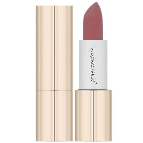 Jane Iredale, Triple Luxe, Long Lasting Naturally Moist Lipstick, Susan, .12 oz (3.4 g) Review