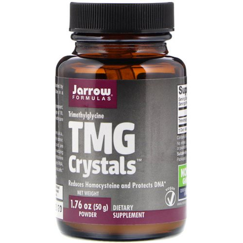 Jarrow Formulas, TMG Crystals, 1.76 oz (50 g) Review