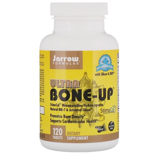 Jarrow Formulas, Ultra Bone-Up, 120 Tablets Review