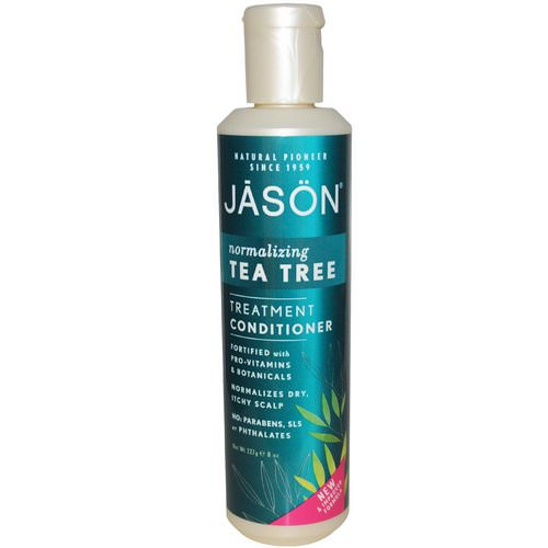Jason Natural, Treatment Conditioner, Tea Tree, 8 oz (227 g) Review