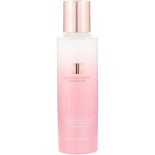 Jayjun Cosmetic, Blooming Rose Water Emulsion, 4.73 ml (140 ml) Review