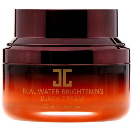 Jayjun Cosmetic, Real Water Brightening Black Cream, 1.69 fl oz (50 ml) Review