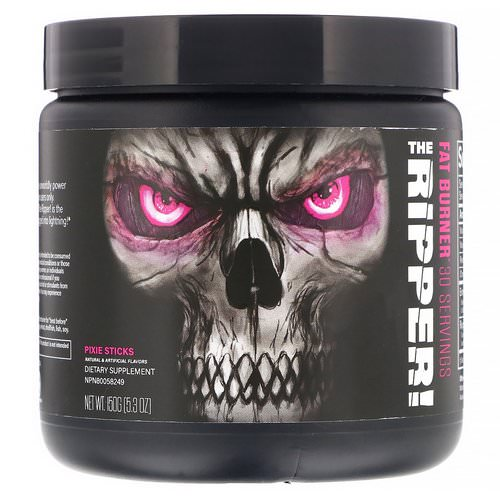 JNX Sports, The Ripper, Fat Burner, Pixie Sticks, 5.3 oz (150 g) Review