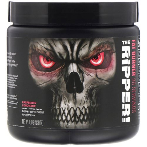 JNX Sports, The Ripper, Fat Burner, Raspberry Lemonade, 5.3 oz (150 g) Review