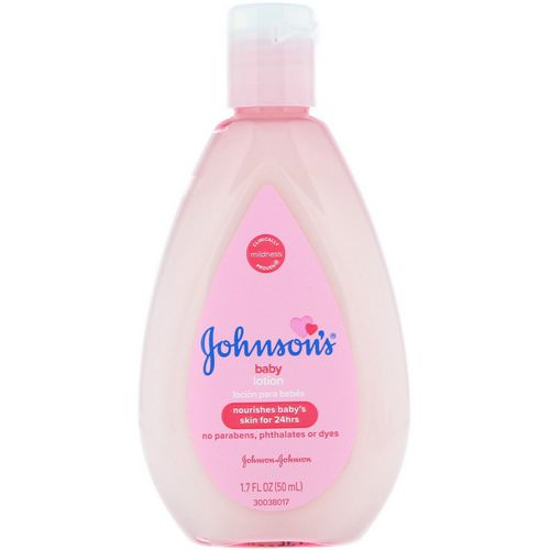 Johnson & Johnson, Baby Lotion, 1.7 fl oz (50 ml) Review