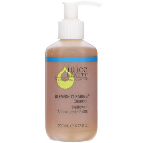 Juice Beauty, Stem Cellular Cleansing Oil, 4.5 fl oz (133 ml) Review