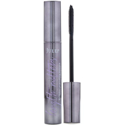 Julep, Length Matters, Buildable Lengthening Mascara, Jet Black, 0.35 oz (10.1 g) Review