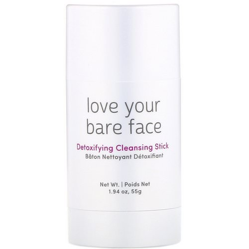 Julep, Love Your Bare Face, Detoxifying Cleansing Stick, 1.94 oz (55 g) Review