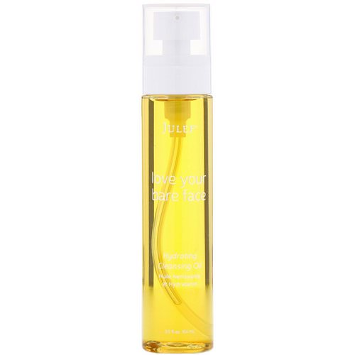 Julep, Love Your Bare Face, Hydrating Cleansing Oil, 3.5 fl oz (105 ml) Review